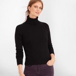 Brooks Brothers Luxury Turtleneck Sweater